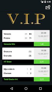 Vip Betting Tips Premium Screenshot