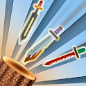 Knives vs Logs icon