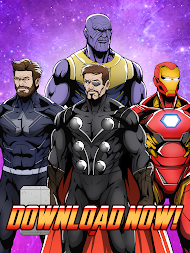 Create your Own Avenger Infinity Wars Hero APK screenshot thumbnail 5