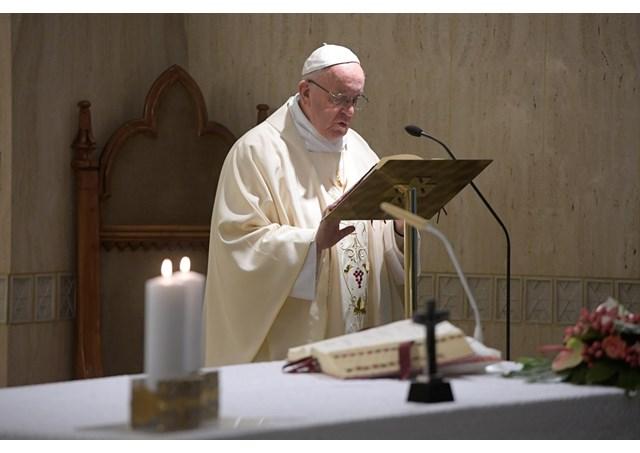 Đức Thánh Cha: 'Hãy học ngôn ngữ của Chúa Thánh Thần'