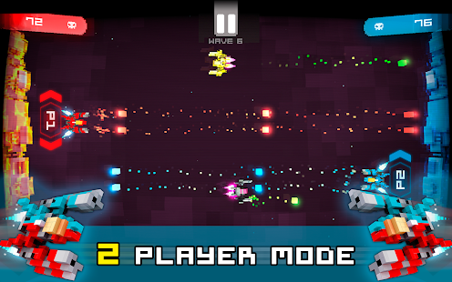 Twin Shooter - Invaders- screenshot thumbnail