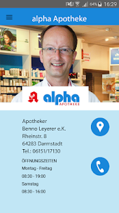 alpha Apotheke Darmstadt - náhled