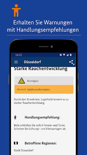 NINA - Die Warn-App des BBK  screenshots 16