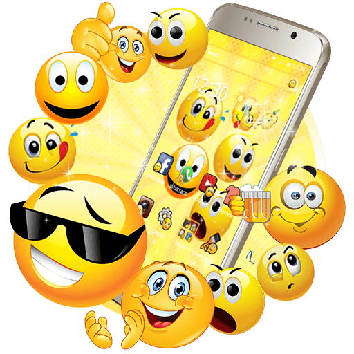 Emoji Smile Cute Theme Apps On Google Play