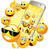 Emoji Smile Cute Theme
