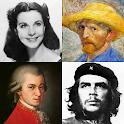 Famous People - History Quiz about Great Persons icon