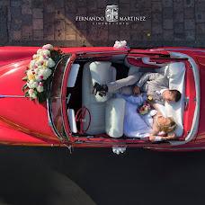 Fotógrafo de bodas Fernando Martínez (FernandoMartin). Foto del 09.08.2017