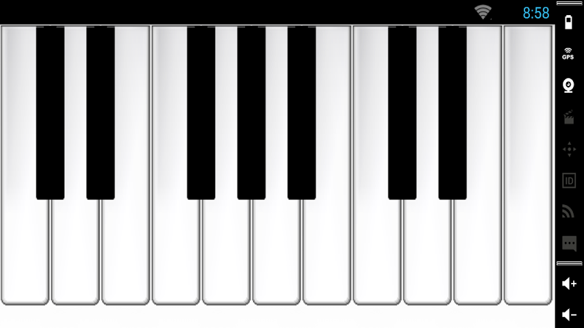 android Piano For Kids Screenshot 2