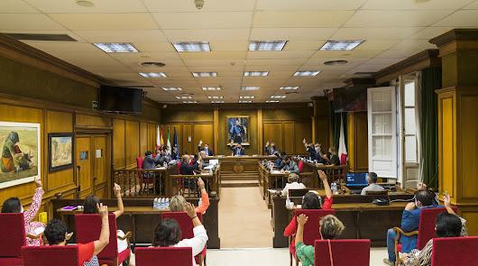 El Pleno de Diputación vuelve a celebrarse de manera presencial