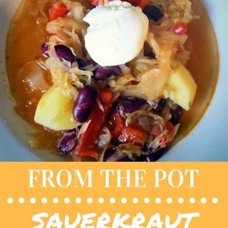 Sauerkraut Hot One-pot