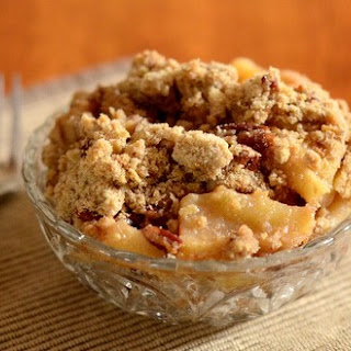 Apple Crumble With Oatmeal Recipes