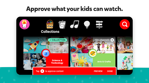 YouTube Kids 4.53.1 screenshots 4