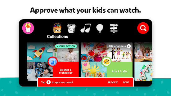 YouTube Kids - Apps on Google Play