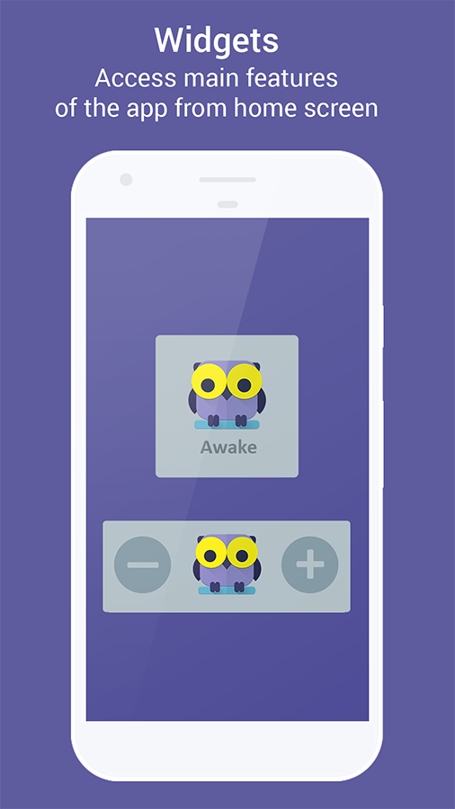 Night Owl - Screen Dimmer- screenshot