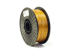 Metallic Gold PRO Series PLA Filament - 3.00mm (1kg)
