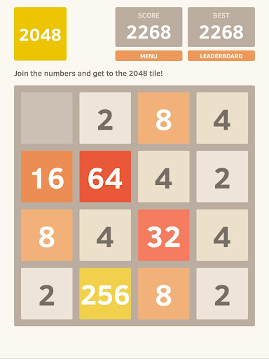 2048 android2mod screenshots 4