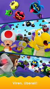 Dr. Mario World Screenshot