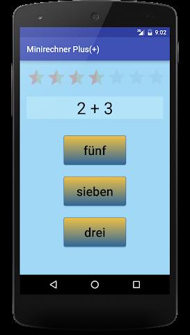 android Minirechner Plus(+) Screenshot 1