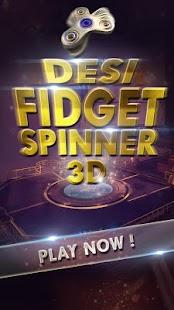 Desi Fidget Spinner - náhled