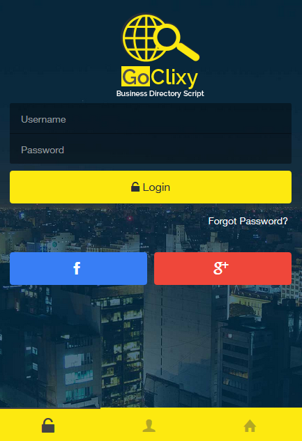 GoClixy- screenshot