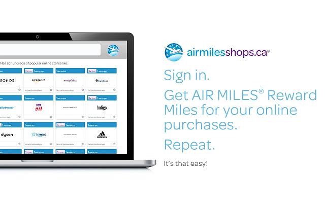 airmilesshops.ca® Assistant