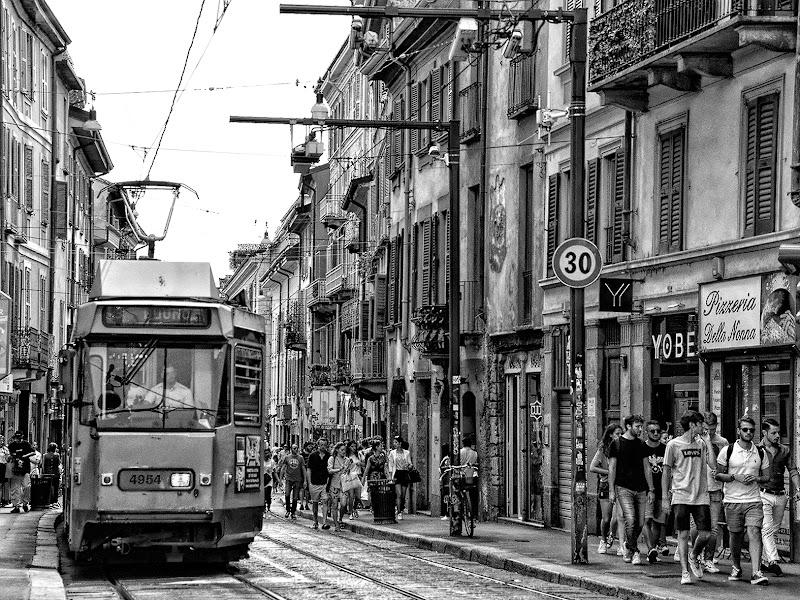 Milano, via Torino di Sonia Delvecchio