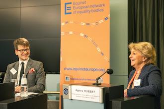 Photo: Petr Polak (left), Agnes Hubert (right)