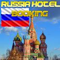 Russia Hotel Booking icon