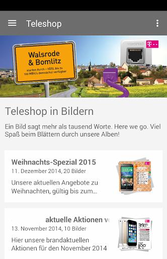 Teleshop Walsrode 6.022 screenshots 1
