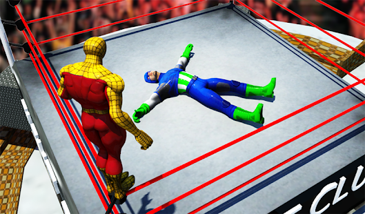 [Download Grand Superheroes Ring Battle for PC] Screenshot 20