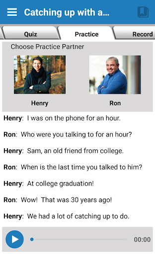 English Speaking Practice 1.1.6 Screenshots 6