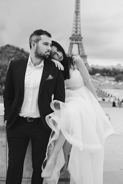 Wedding photographer Olga Ivushkina (OlgaIvushkina). Photo of 20.04.2019
