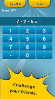 Screenshot of Math Challenge - Brain Workout