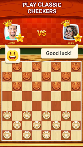 Quick Checkers - Online Draughts 1.1.2 screenshots 1