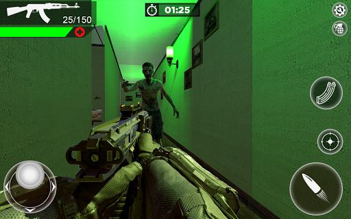 Evil Granny & Kids Horror Game apktram screenshots 7