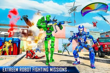 FPS Robot Shooting Strike MOD (Immortality/Dumb Enemy) 3
