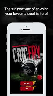 Cricfry - Fantasy Cricket - náhled