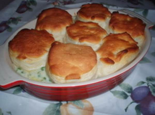 Chicken Biscuit Casserole Recipe