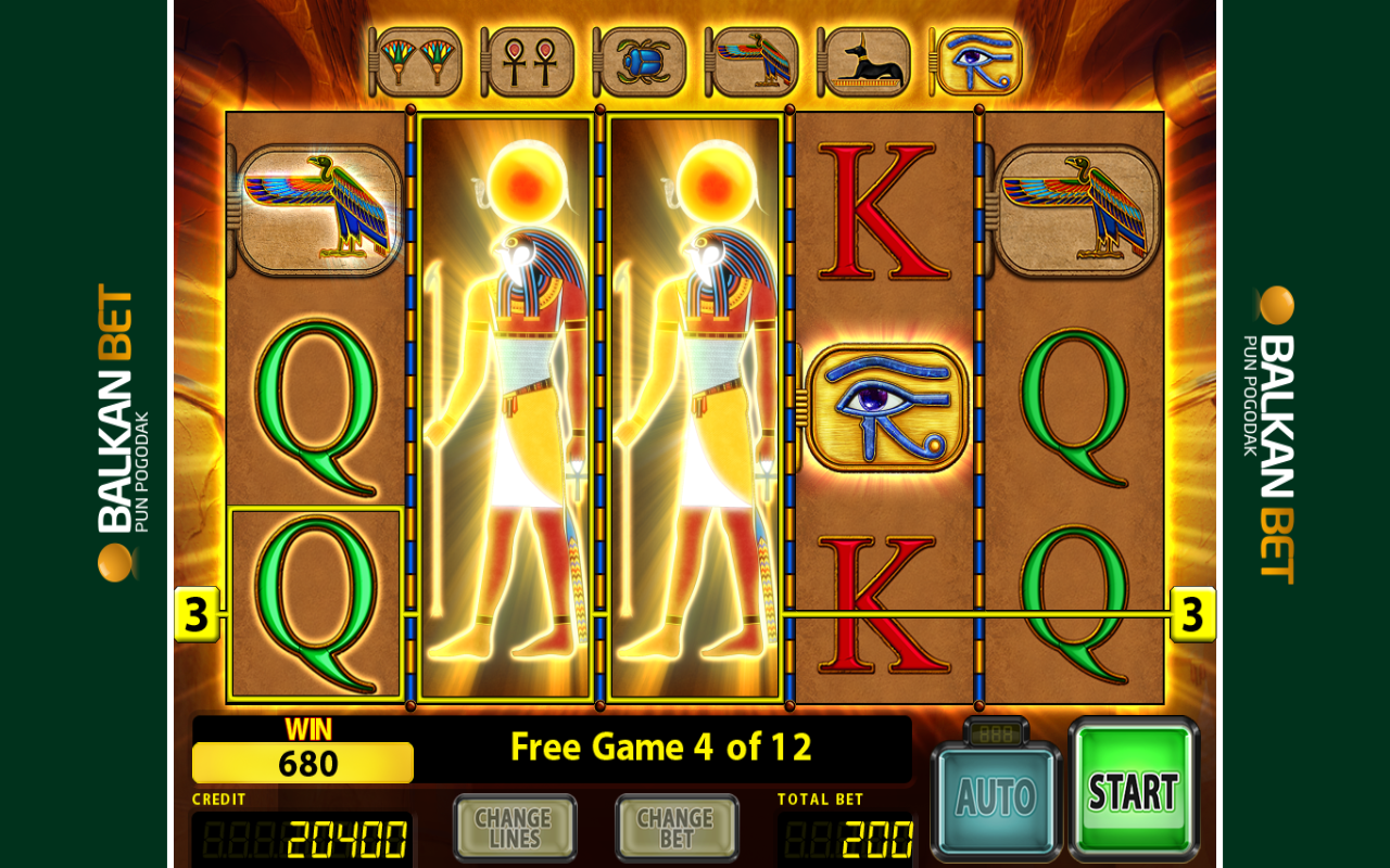 eye of ra casino