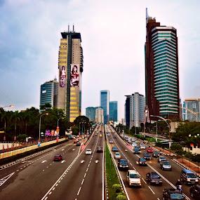 My Destiny by Zul Izreka - City,  Street & Park  Street Scenes ( malaysia, kl, kuala lumpur )