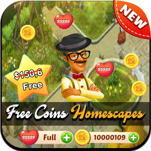 Cheats For Homescapes - Prank