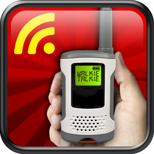 無線LANトランシーバー 通訊 App LOGO-硬是要APP
