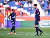 Thiago Motta quitte le Paris Saint-Germain