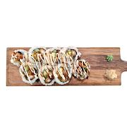 105. Tempura Prawn Sushi Roll