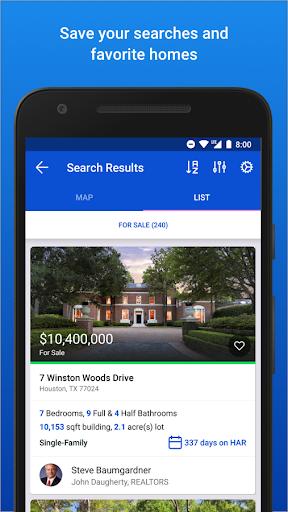 Real Estate by HAR.com - Texas screenshot