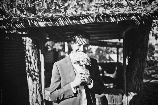 Wedding photographer Василий Тихомиров (BoraBora). Photo of 20.11.2012