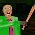 Real Horror Branny Scary Baldi Grandpa House Fear icon