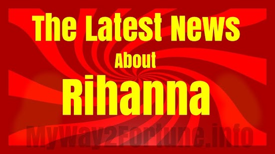 Rihanna In The News- screenshot thumbnail