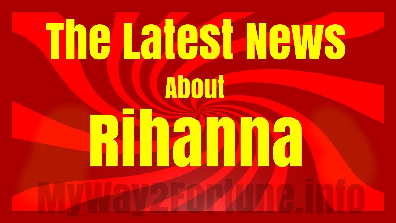 Rihanna In The News- screenshot