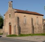 photo de chapelle Sainte Bernadette de Serres